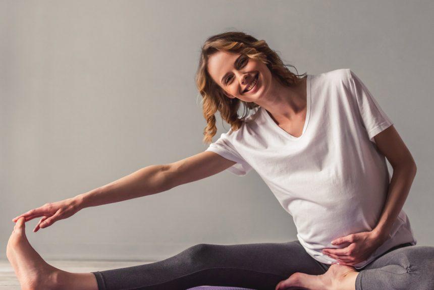 Yoga Kurs für Schwangere in Wernigerode Blankenburg